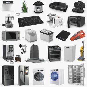 Home Appliances Factory