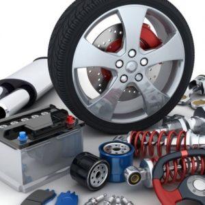 auto car spare parts factory
