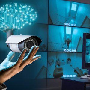 security surveillance CCTV Factory