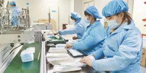 surgical masks export