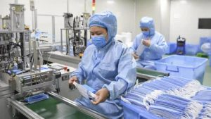 surgical masks manufacture