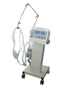 China Medical ventilator factory