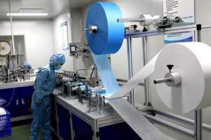Medical Respirator manufacturing factory