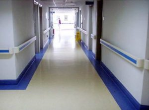 Medical Anti-Collision Handrail manufacture