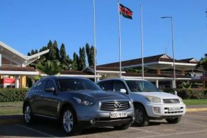 African Used Car Market